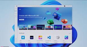 همکاری ویندوز با آمازون برای ویندوز 11