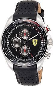 Scuderia Ferrari Watch 830648 Amazon De Uhren