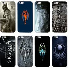 M: skyrim iphone 6 case