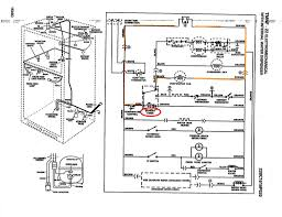wiring diagram refrigeration electrical wiring diagrams refrigeration electrical wiring diagrams temperature control and defrost timer refrigerator diagram zer true