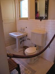 1930s Bathroom Design Hearst Castle Guest Bathroom Super Basic Turn Of The Century
