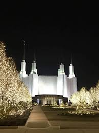 Mormon Tabernacle Washington Dc Christmas Lights What You Need To Know About The 2019 Washington D C Temple