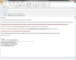 Format An Email Ohye Mcpgroup Co