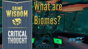 What Are Biomes The Secret To Video Game Replayability Lesson One What Are Biomes