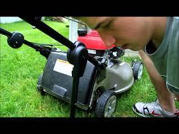 homemade lawn striper for push mower