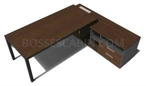 sleek office desk. BER-DEA-2320-e-0 Sleek Office Desk