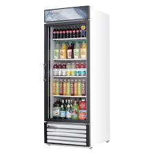Glass Refrigerator Everest Refrigeration Emgr24 Reach In Glass Door Merchandiser