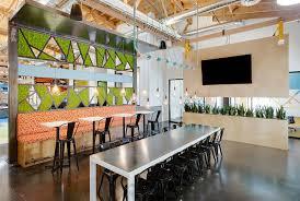 Urban Industrial Office Interior Design Phoenix Mackenzie Impressive Real Estate Office Interior Design