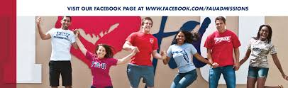i ve been accepted florida atlantic university connect other students on facebook