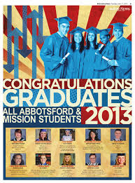 Special Features - Abbotsford Grads 2013 by Black Press Media Group - issuu
