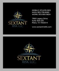 Logo Design Plano Tx Logo Design For Sextant Risk Llc By 999team Design 21277250