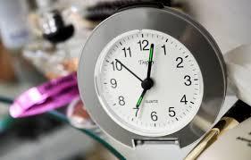 watch hand clock alarm clock gauge makeup make up brand bathroom cosmetics time of early