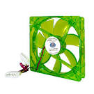 Вентилятор Cooling Baby 12025 4PS GREEN LED