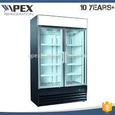 Stand Up Display Freezer Double Door Upright Display Freezer Double Door Upright Display 43