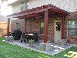 flgstone patio and pergola
