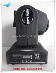 Used Moving Head Stage Lights 2019 10w Led Moving Head Spot Light Used Moving Head Lights For Dj Party Show Wedding High Quality Stage Light From Feituolighting 352 99