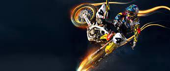 2560x1080 Suzuki Bike Stunts 2560x1080 ...