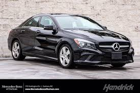 Here you can find such useful information as the fuel capacity, weight, driven wheels, transmission type, and others data according to all known model trims. Used 2015 Mercedes Benz Cla Class Durham Wddsj4eb9fn232637