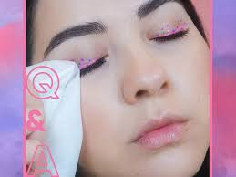 how to remove eye makeup with a