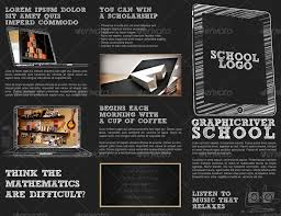 tri fold school brochure template school brochure tri fold brochure by keepitsimple graphicriver