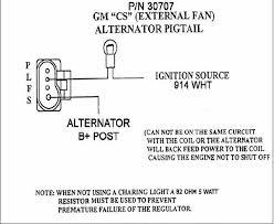 Wiring Diagram For Gm Alternator Get Rid Of Wiring Diagram