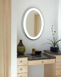 lighted wall mirror. lighted wall mirror canada bathroom 4 cabinet light .