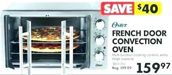 oster xl digital convection oven with french doors manual