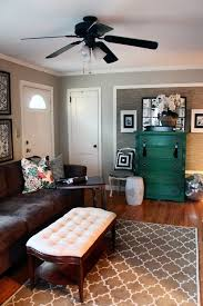 Interior furniture layout narrow living Dining Living Room Small Entry Via The Hunted Interior Lorikennedyco Working With Long Narrow Living Room Emily A Clark