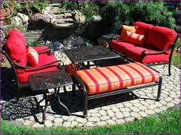 idea how to re metal outdoor furniture and seas outdoor