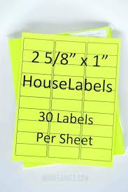 Avery 30 Label Template Avery 30 Labels Per Sheet Template Guitafora