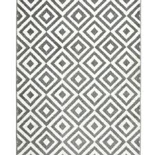 light grey and white striped rug carpet mt modern tips