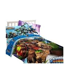 Skylander Bedroom Energy Conquers Full Size Comforter Bed Skirt Skylander  Bedroom Ideas . Skylander Bedroom ...