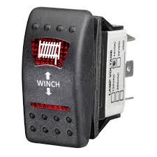 ridge ryder 4wd winch control box replacement socket supercheap auto ridge ryder sealed rocker switch in out winch