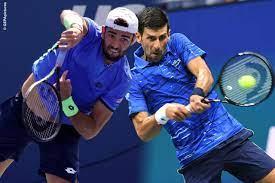 US Open: Novak Djokovic vs. Matteo Berrettini LIVE