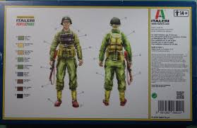 Italeri Paint Chart Review Us Infantry On Board Ipms Usa Reviews