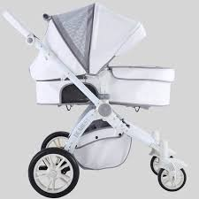 china dearest 2 in1 baby stroller winter baby pram leather material aluminium alloy high landscape china ce baby stroller