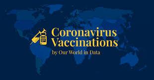 Coronavirus (COVID-19) Vaccinations - Our <b>World</b> in Data