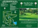 Scorecard - Devils Lake Golf Course