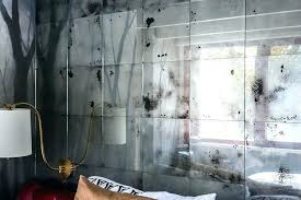 antiqued mercury glass tile shaw mirror sheets self adhesive panels idea mirrored subway tiles home depot