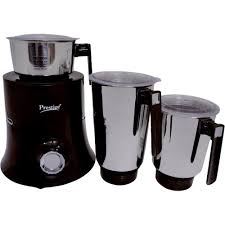 Prestige Kitchen Appliances Prestige 3 Jar Teon Mixer Grinder Mixer Grinders Homeshop18