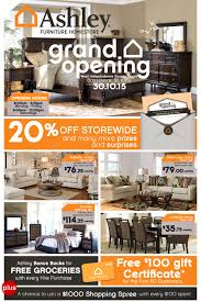 Ashley Furniture Store Ad 16 with Ashley Furniture Store Ad