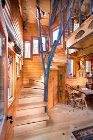 tree house interior designs. Brilliant Designs Moose Meadow Lodge Tree House Intended Interior Designs I