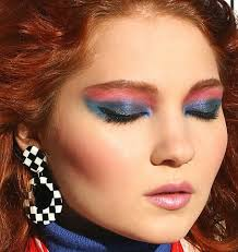 tutorial eyebrows 80s makeup the style