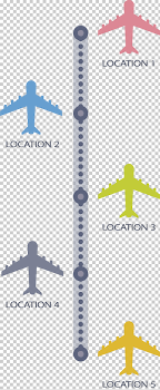 Airplane Chart Color Aircraft Flow Chart Png Clipart Free