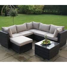 rattan outdoor corner sofa stunning outdoor furniture corner seating best 25 rattan garden chairs ideas on