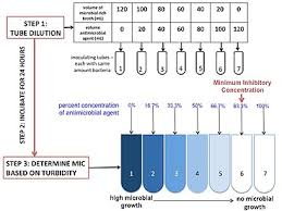 Antibiotic Mic Chart Minimum Inhibitory Concentration Wikipedia