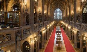 the university of manchester library