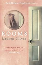 rooms by lauren oliver available at book depository with free delivery worldwide