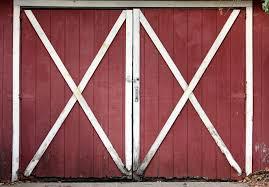 red barn doors. Old Red Barn Doors B