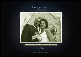 Free Wedding Website Templates Extraordinary 28 Best Free Wedding Templates